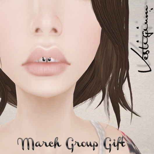 March Group Gift